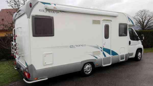 camping-car RIMOR EUROPEO 97 +