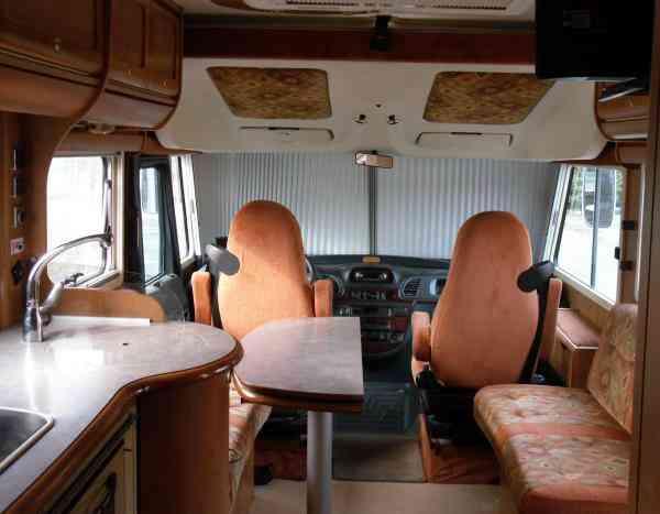 camping-car RAPIDO 996 M
