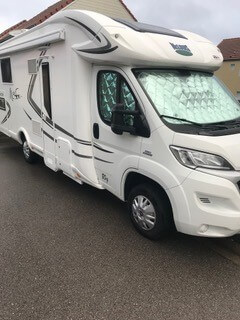 camping-car MC LOUIS MC4 80 G