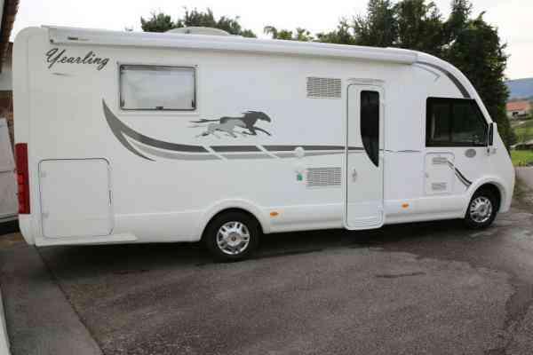 camping-car MC LOUIS  YEARLING 878 MC