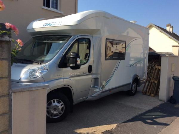 camping-car CHAUSSON WELCOME SWEET 213