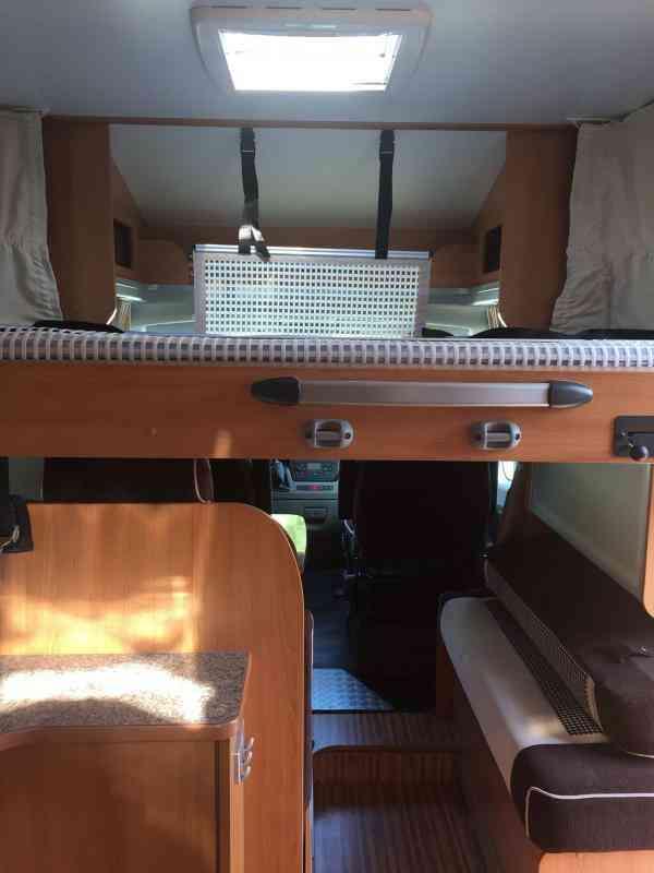 camping-car DETHLEFFS T6401 GLOBE 4