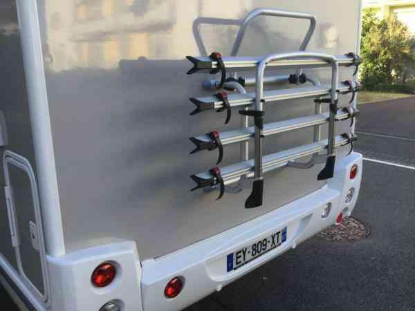 camping-car CHALLENGER 358 GRAPHITE EDITION BVA