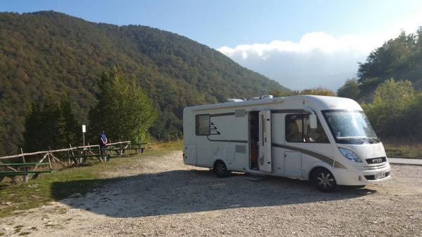camping-car HYMER B 698