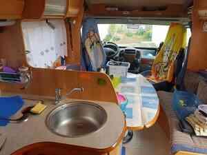 camping-car ERIBA GT