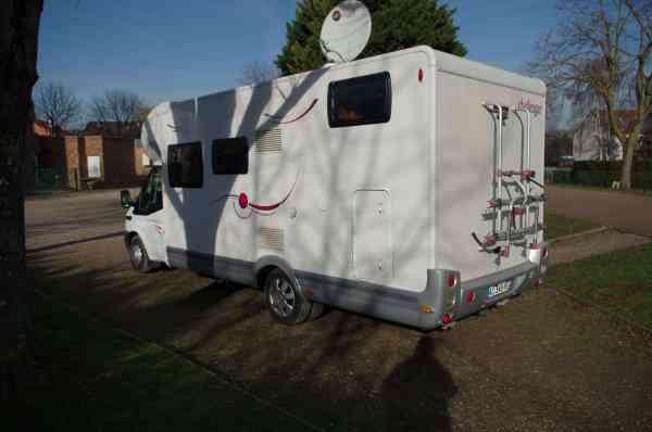 camping-car CHALLENGER GENESIS 48