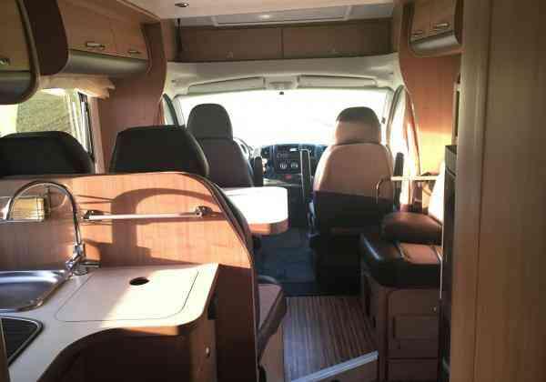 camping-car ADRIA MATRIX AXESS 670 SC