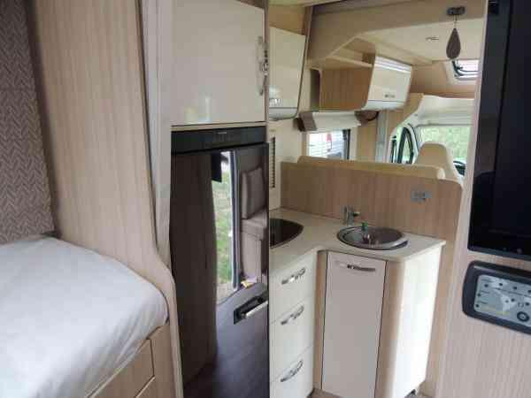 camping-car BURSTNER IT 726 G