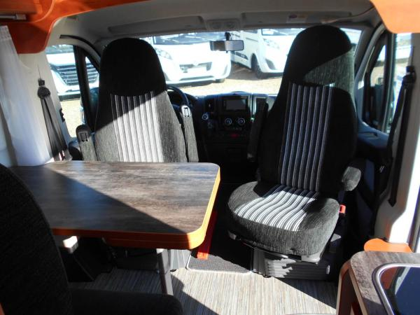 camping-car FONT VENDOME