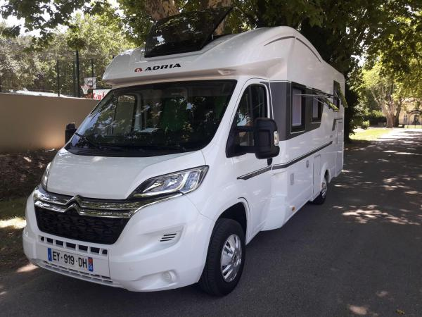 camping-car ADRIA MATRIX 670 SC
