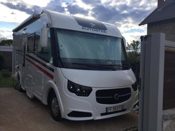 camping-car AUTOSTAR  L 660 PASSION