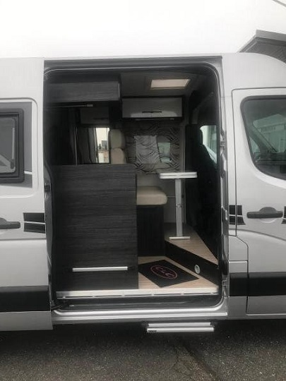 camping-car FONT VENDOME MASTERVAN XS SERIE