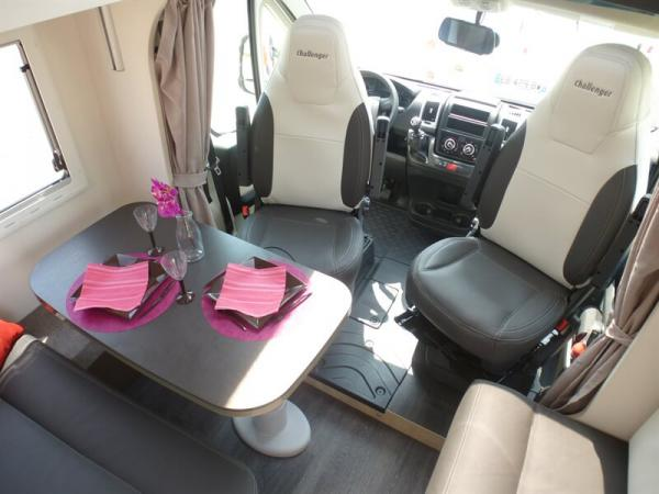 camping-car CHALLENGER 398 XLB Spécial Edition