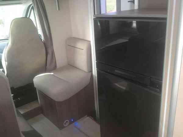 camping-car CHAUSSON 758 EB BOITE AUTOMATIQUE
