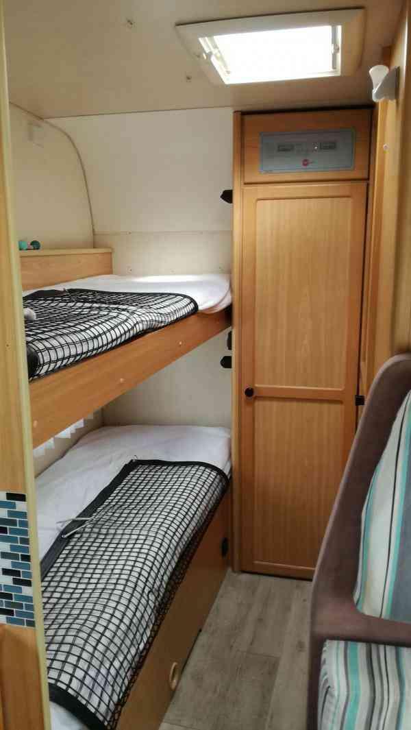 camping-car BURSTNER A 575