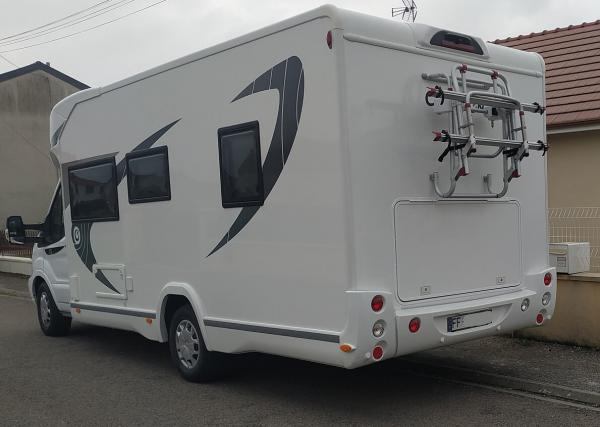 camping-car CHAUSSON FLASH 716