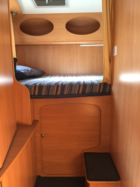 camping-car CHAUSSON FLASH 07