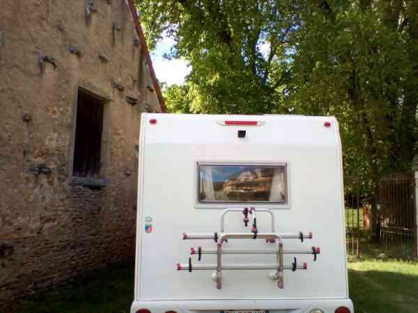 camping-car CI. RIVIERA