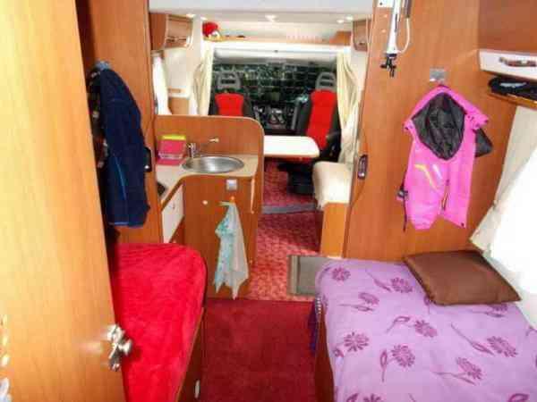 camping-car MC LOUIS MC4 / 75