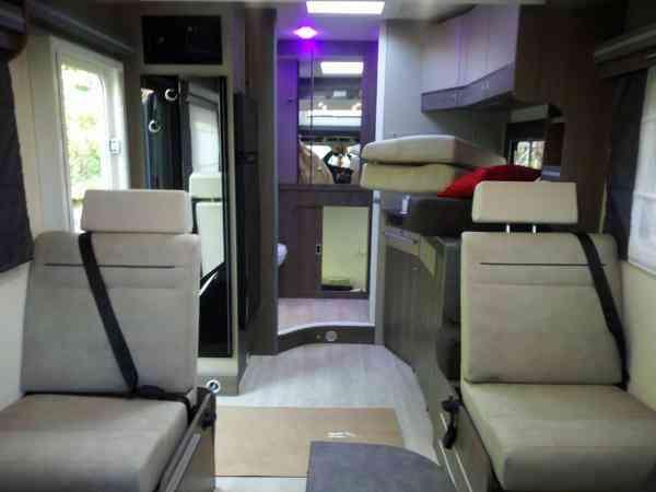 camping-car CHALLENGER 260 GRAPHITE EDITION BVA