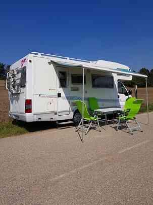 camping-car AUTOSTAR 547 ATHENOR