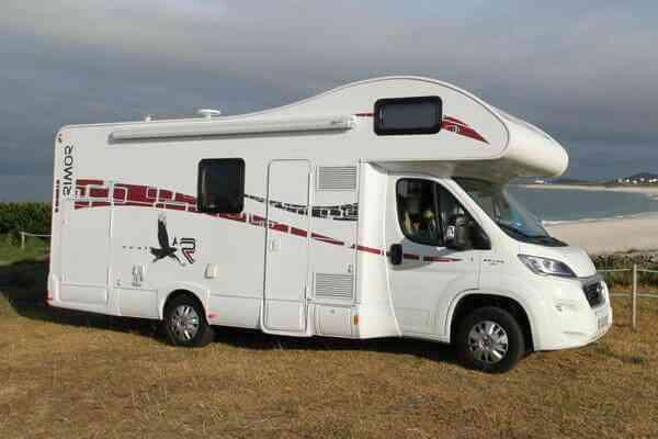 camping-car RIMOR SEAL 5