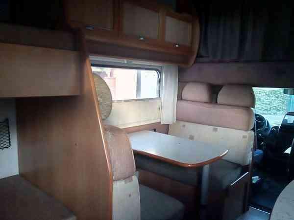 camping-car SUNLIGHT SUN LIVING