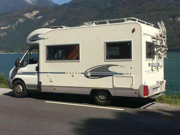 camping-car ADRIA CORAL