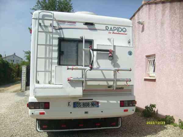 camping-car RAPIDO 740