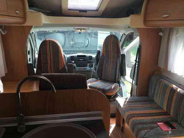 camping-car BURSTNER T 695
