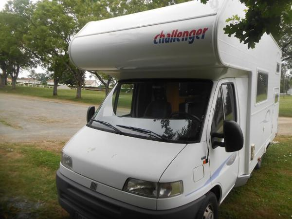 camping-car CHALLENGER 151