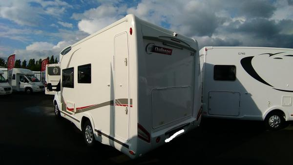 camping-car CHALLENGER MAGEO 290
