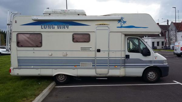 camping-car TEC FIAT DUCATO