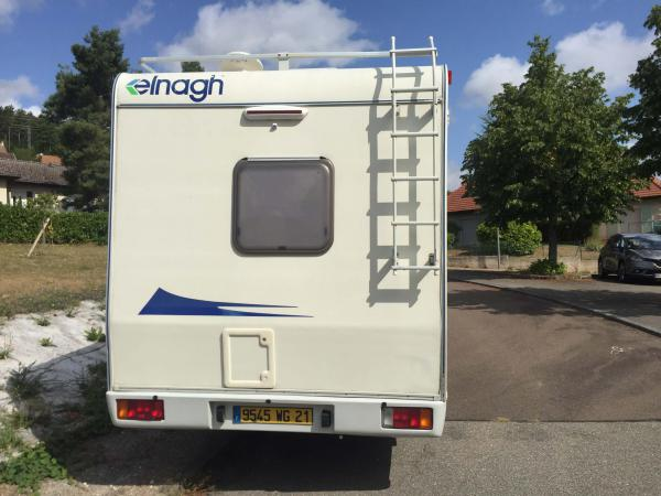 camping-car ELNAGH BIG MARLIN