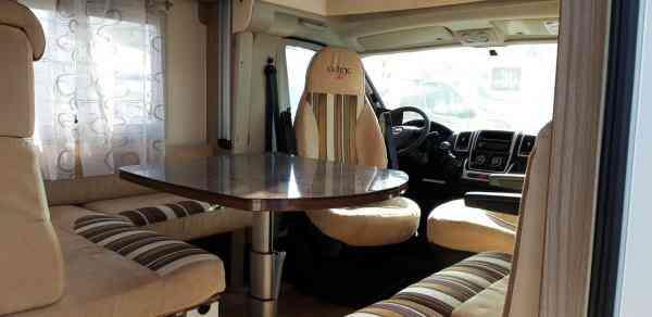 camping-car AUTOSTAR AUROS 97 LP