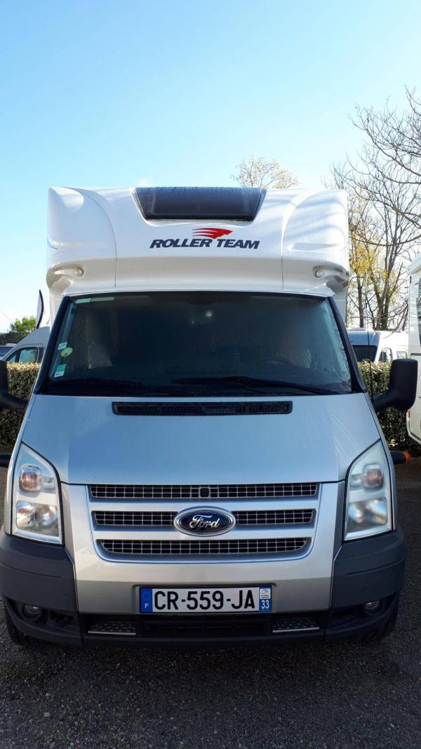 camping-car ROLLER TEAM T-LINE