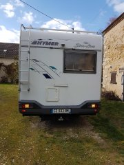 camping-car HYMER MOBIL STARLINE 640