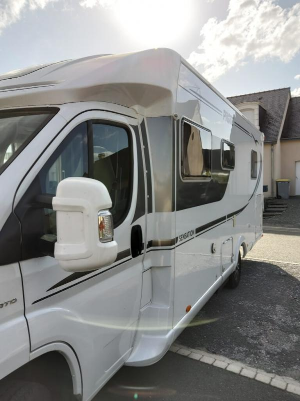 camping-car PILOTE P 740 C SENSATION