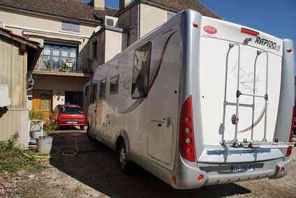 camping-car RAPIDO 991 DF