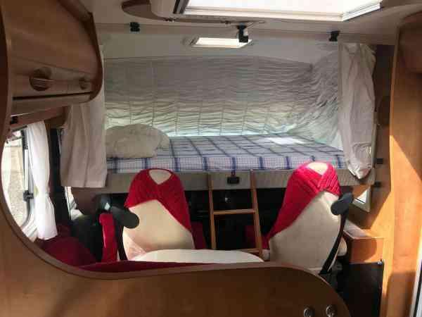 camping-car RAPIDO  983 M