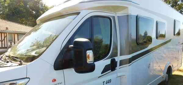 camping-car CARADO T 449