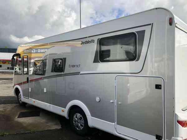 camping-car DETHLEFFS I 7057 EB