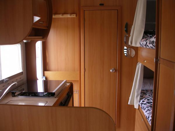 camping-car ELNAGH DUCATO