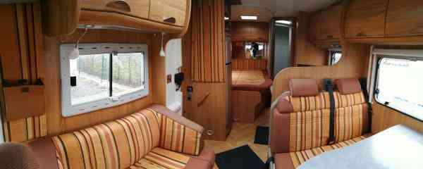 camping-car BURSTNER  I 64