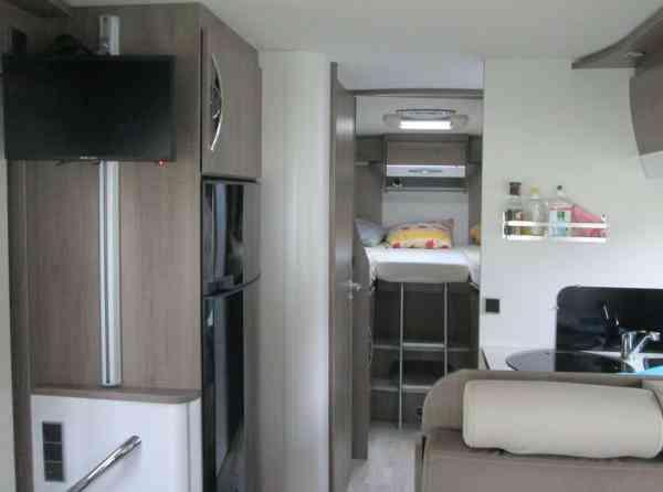 camping-car BAVARIA I 740 GJ