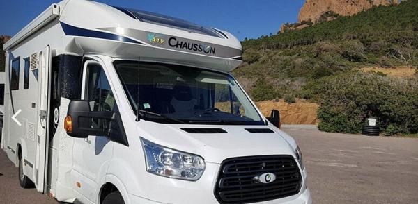 camping-car CHAUSSON FLASH  728 EB