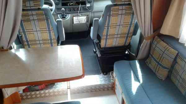 camping-car ERIBA  636 GT