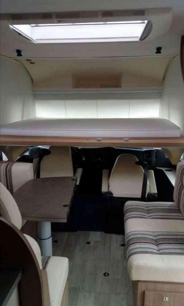camping-car PILOTE G 600 AVENTURA LA