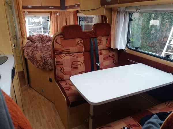 camping-car DETHLEFFS ADVANTAGE