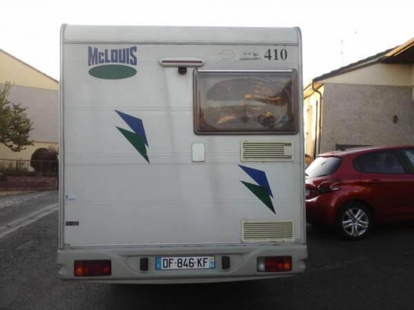 camping-car MC LOUIS 410